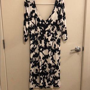 CAbi print dress
